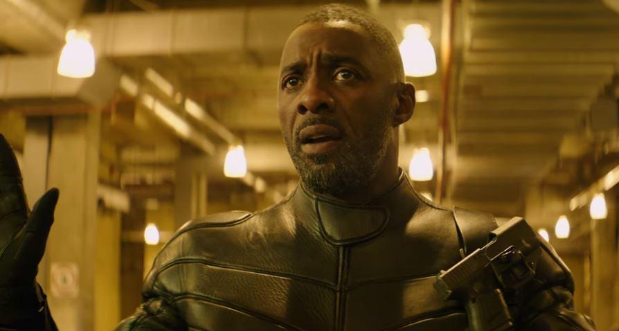 Idris Elba in Hobbs & Shaw trailer