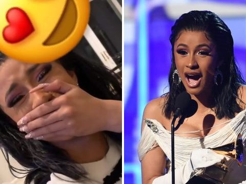 Cardi B's baby daughter Kulture is finally saying 'mama' and it's so precious