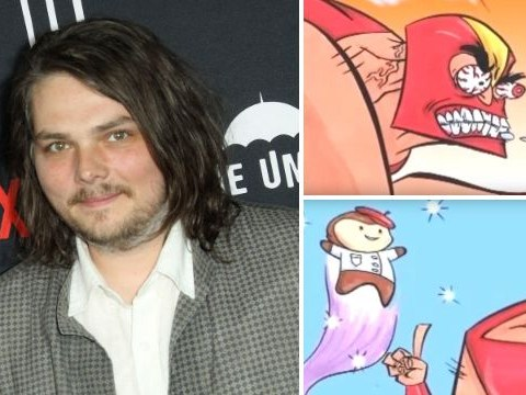 Gerard Way's first cartoon pitch The Breakfast Monkey is one heck of a trippy experience