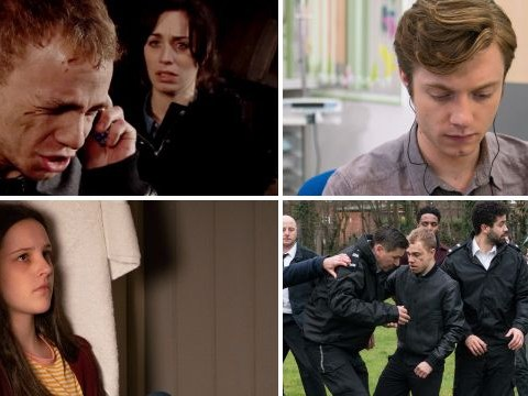 10 Coronation Street spoilers: Hostage horror, Carla kicked out and Amy's baby lies