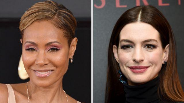 Jada Pinkett Smith prompts debate as she calls Anne Hathaway an 'ally' in white privilege talk