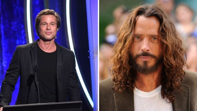 Brad Pitt working on documentary about late friend Chris Cornell