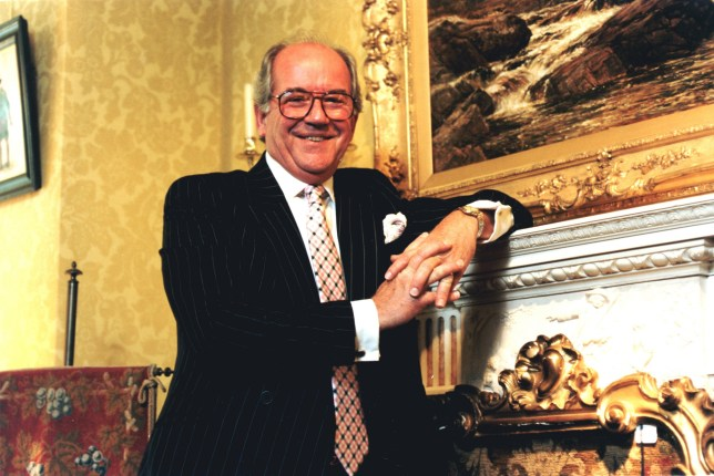 JOHN BLY ANTIQUES DEALER WHO APPEARS ON THE ANTIQUES ROADSHOW.