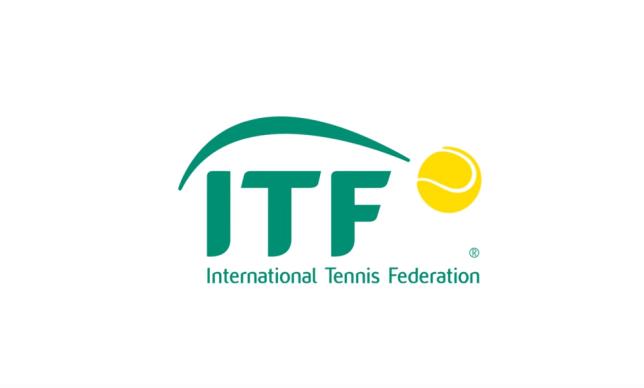 The international Tennis Federation symbol