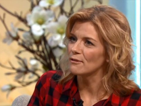 Coronation Street's Jane Danson reveals sad reason behind Dancing On Ice collapse