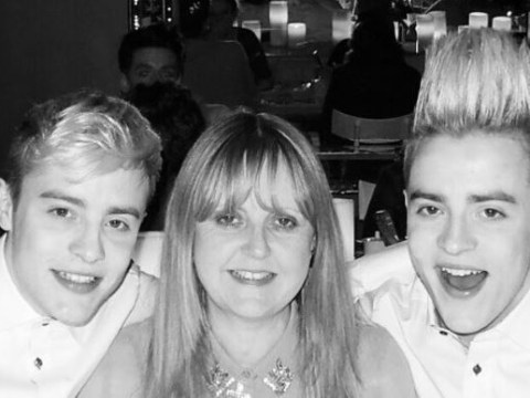 Jedward's mum 'worried cancer would be seen as weakness in music biz' before she died