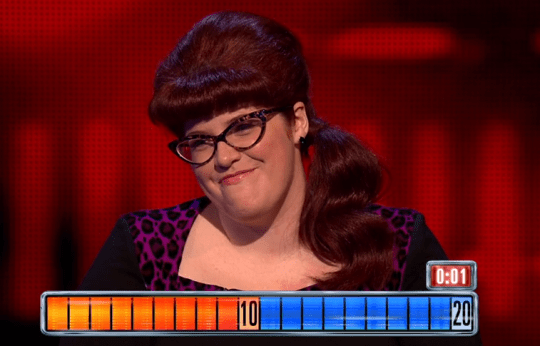 The Chase contestant walks away with £70,000 after Jenny