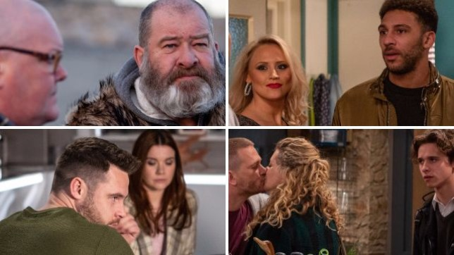 Emmerdale spoilers for Paddy, Tracy, Aaron, Maya and Jacob