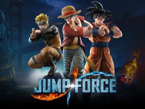 Jump Force review – super manga bros.