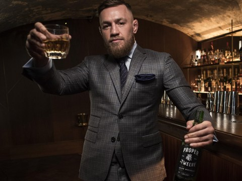 Conor McGregor's Proper Twelve whiskey now available to buy in the UK