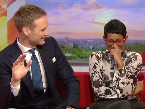 BBC Breakfast's Naga Munchetty says she 'microwaves pets' in live TV slip up