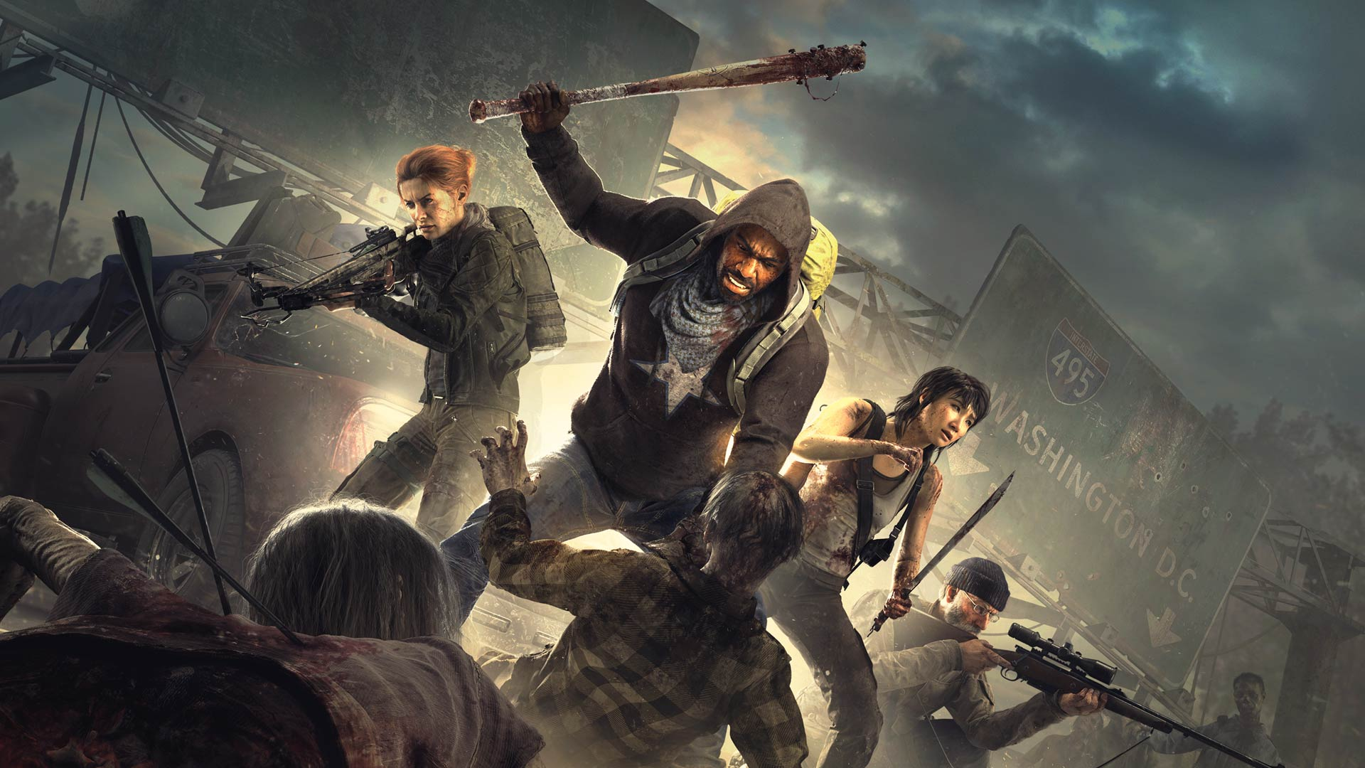 Overkill's The Walking Dead cancelled on all formats