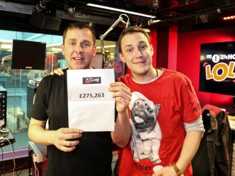 Scott Mills and Chris Stark are doing another 24-hour broadcast for Comic Relief