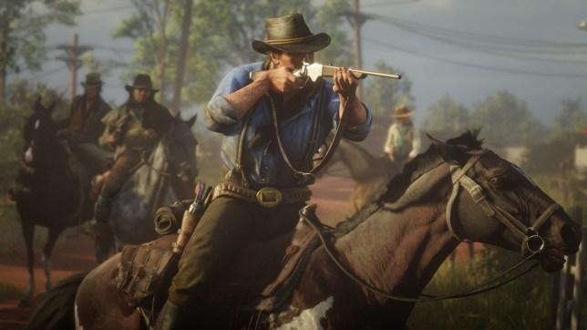 Red Dead Redemption II has sold over 23 million copies   Metro News