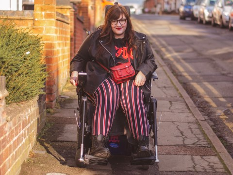 Do not dehumanise me. I am a disabled person and I'm not here to be your fetish