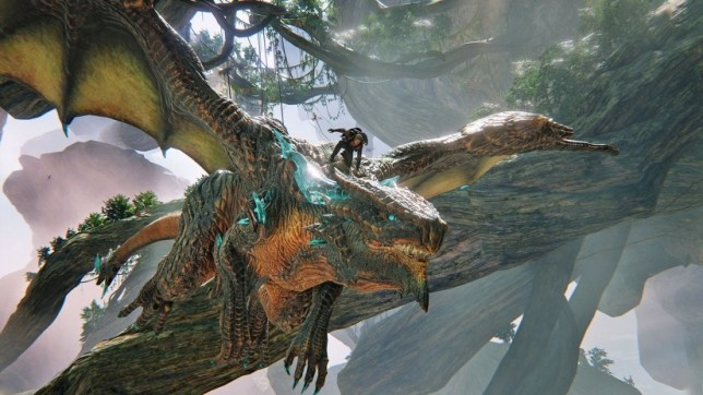 Scalebound - the Platinum game that never was