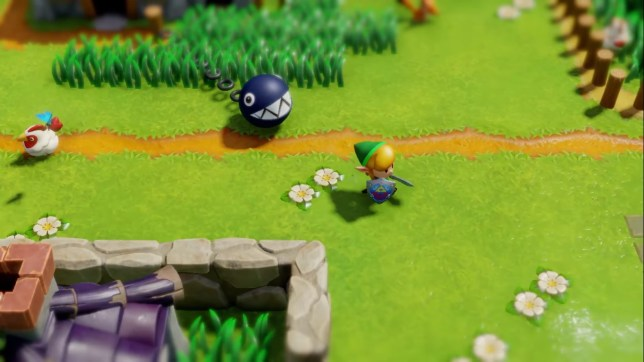 The Legend Of Zelda: Link's Awakening - what do you think of the art style?