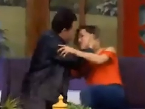 MP resigns after trying to forcibly kiss morning TV host