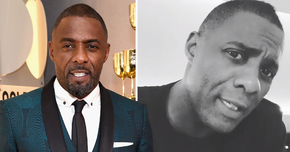 Idris Elba reveals insecurities and pays moving tribute to late father after shaving off his iconic beard