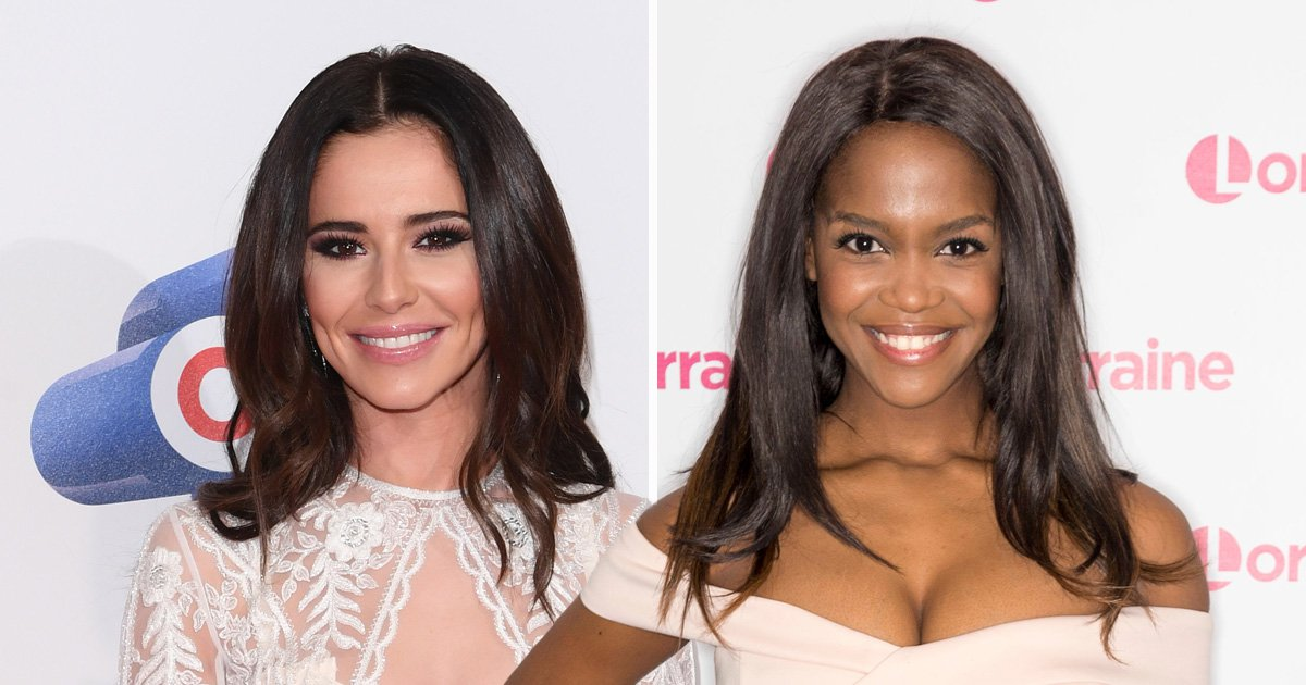 Cheryl consoled The Greatest Dancer's Oti Mabuse as star locks herself in the bathroom in tears
