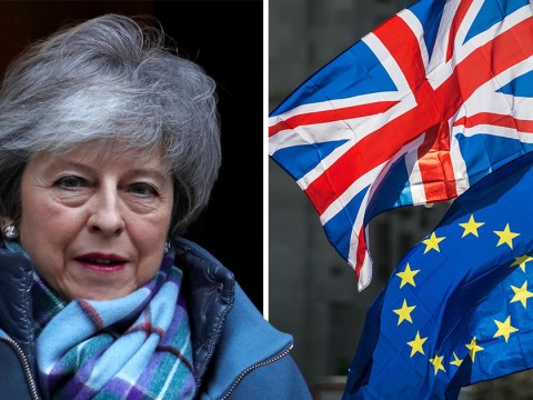 Theresa May denies general election plan and claims she's 'battling for Britain' on Brexit