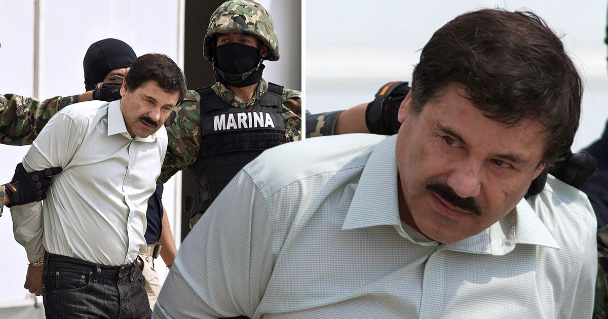 'Drug lord' El Chapo 'drugged and raped girls as young as 13'