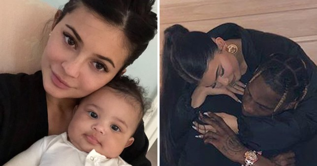 1c97e9b9f7b4 Kylie Jenner wants 'baby number two' with Travis Scott as Stormi turns a  year old