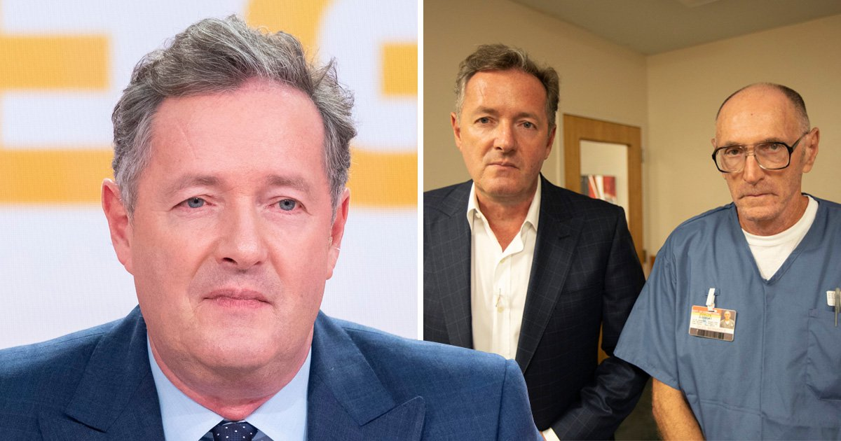 Piers Morgan recalls chilling moment he realised serial killer 'was the most dangerous person I've ever met'