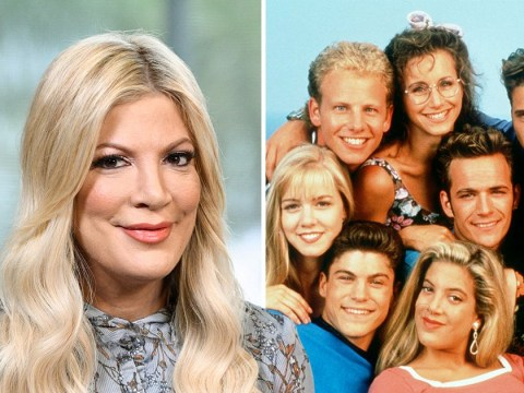 Tori Spelling confirms 90210 is getting a reboot – and most of the original cast are on board
