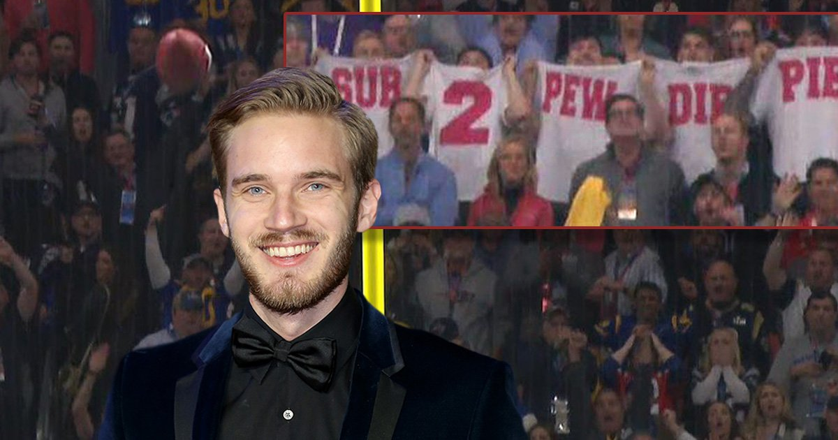 PewDiePie fans divided by Mr Beast's Super Bowl stunt amid T-Series battle despite it costing him thousands