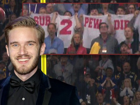 PewDiePie fans divided by Mr Beast's Super Bowl stunt amid T-Series battle despite it costing him thousands