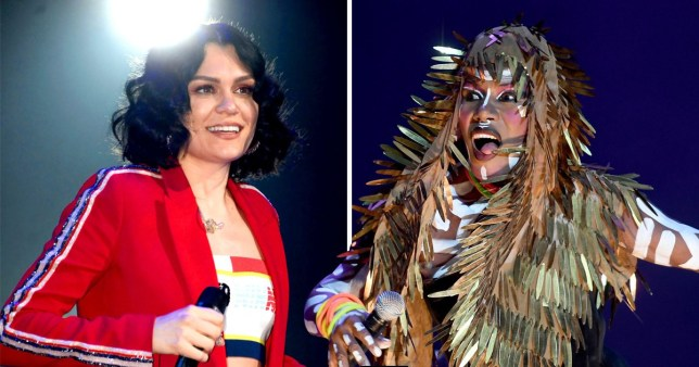 grace jones and Jessie J to perform at Brighton Pride