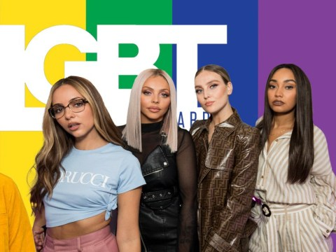 Little Mix, Benedict Cumberbatch and Rita Ora lead the stars at British LGBT Awards