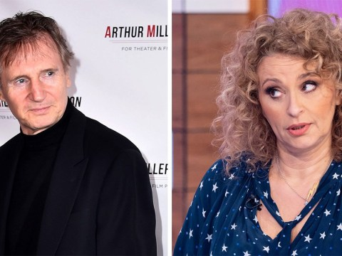 Liam Neeson's 'hunting for a black b*****d' comments were 'obviously racist', says Nadia Sawalha