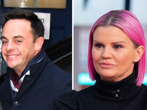 Kerry Katona thinks Ant McPartlin was forgiven for drink-driving because he's a man
