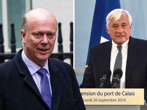 Chris Grayling banned from Calais for showing 'disrespect' to port chairman