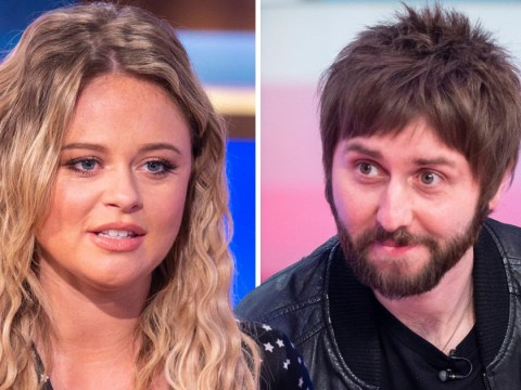 Emily Atack 'axed from Inbetweeners due to past relationship with co-star James Buckley'