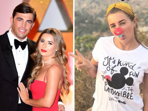 Dani Dyer 'feeling stronger' amid claims Love Island star has moved out of Jack Fincham flat