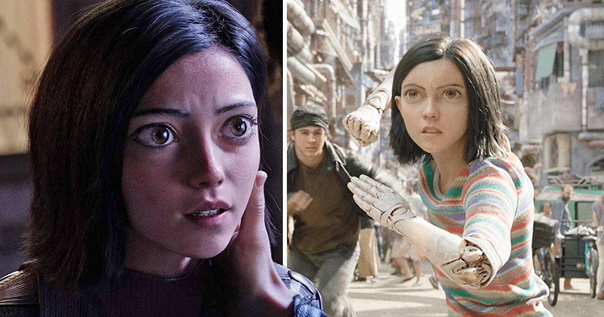 Alita: Battle Angel review – this expensive sci-fi is flashy but hollow