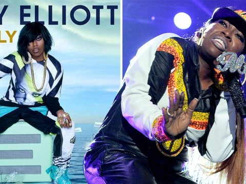 Missy Elliot 'being sued for using author's image without permission' on Pep Rally cover