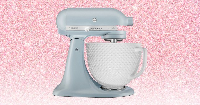 Kitchenaid Releases Limited Edition Misty Blue Mixer To Celebrate