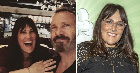 Ricki Lake finds love two years after ex-husband's tragic death