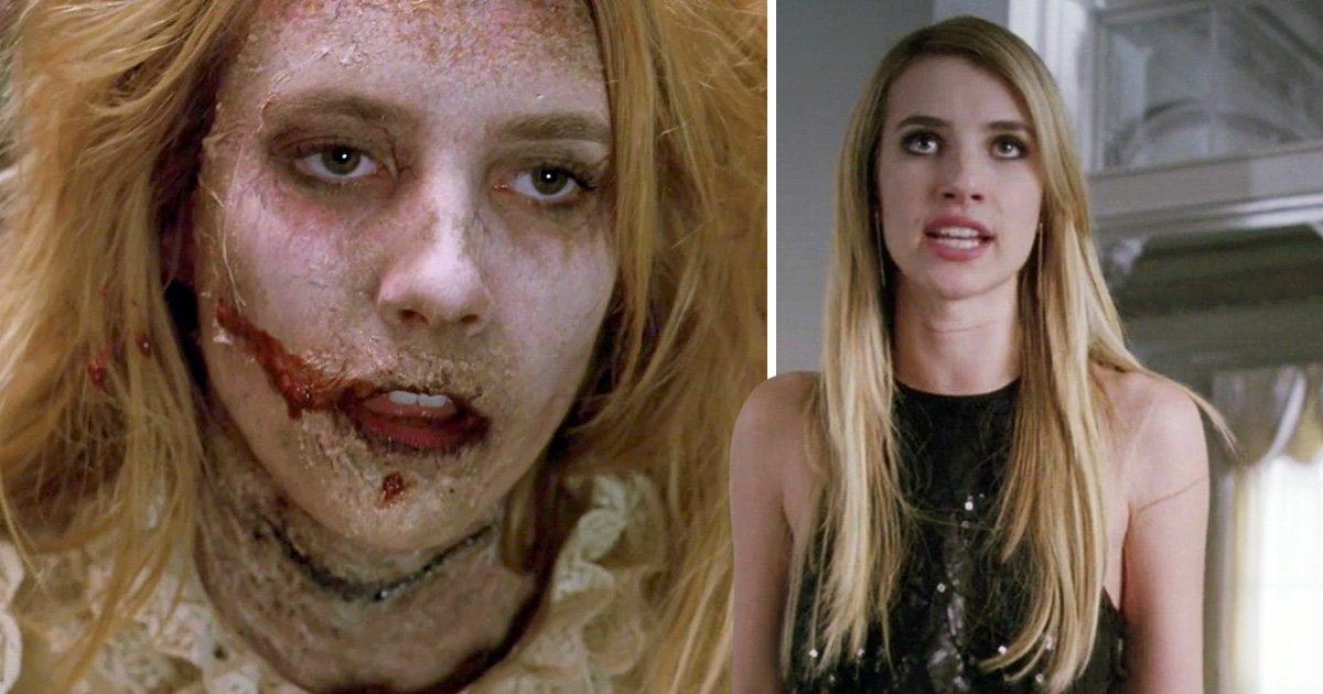 Emma Roberts will return to American Horror Story and she's coupling up with Olympic skier Gus Kenworthy