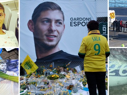Emiliano Sala tributes as it is confirmed his body was pulled from plane wreckage