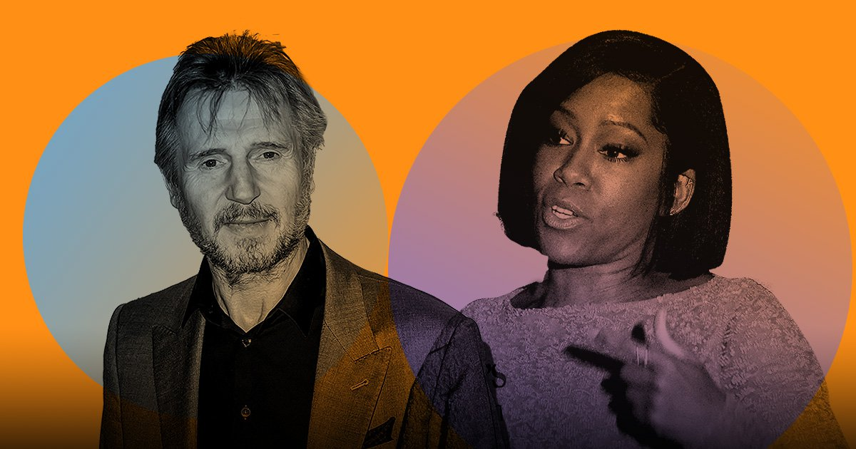 Regina King thinks Liam Neeson should 'take responsibility' for his comments after race row backlash