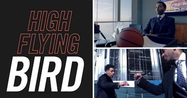 High Flying Bird - stills and trailer