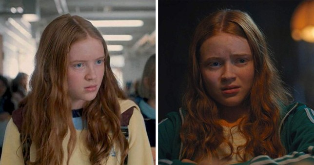 Stranger Things' Sadie Sink spills details on season 3