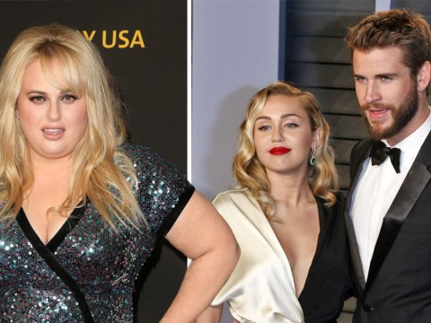 Rebel Wilson says she 'respects Miley Cyrus 100%' while spilling all on kissing Liam Hemsworth