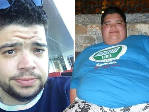 Man sheds more than 24 stone after getting stuck in football turnstiles