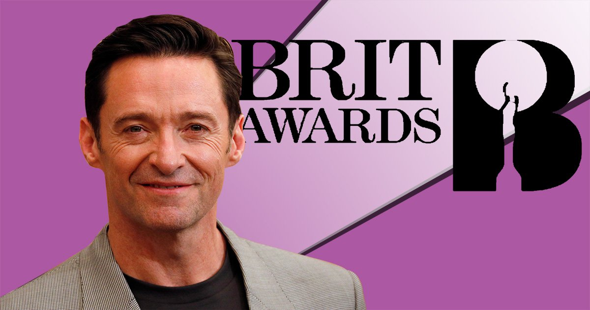 Hugh Jackman confirms he'll open Brit Awards with The Greatest Showman performance